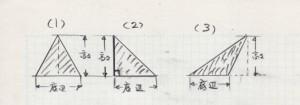 美しい数式(三角形)jmg121